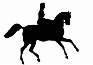 Horse Riding Silhouette images