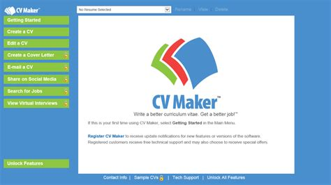 Cv Maker Free by Cv Maker Free