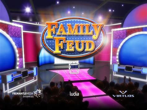 family feud game show ideas  pinterest play