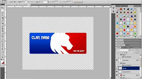 Photoshop Template + Download