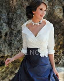 Black And White Elegant Mother Of The Bride Dresses Long Sleeves Floor Length Taffeta Mermaid A Line Formal Dress Evening Gowns 2016 Spring