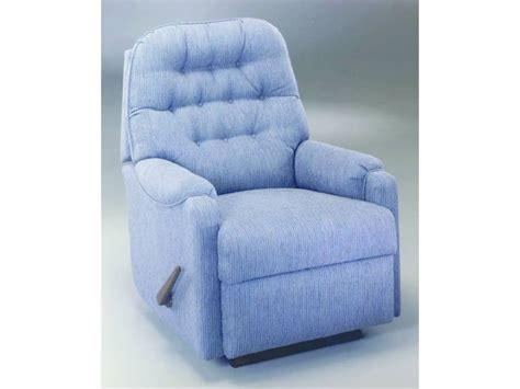 sondra small space recliner brown squirrel furniture