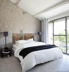 Tete De Lit Houssable : affordable agrandir une tte de lit sur mesure with maisons du monde tete de lit ~ Dode.kayakingforconservation.com Idées de Décoration