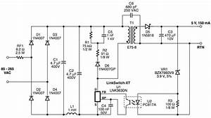 Power Supply Design For Smart Meters