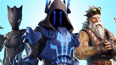 Fortnite Season 7's First Skins Have Leaked