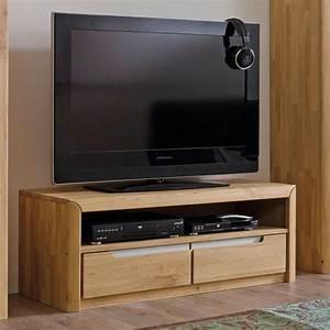 Tv Schrank Industrial : lowboard pisa 7 eiche bianco massiv 114x43x46 cm tv m bel tv schrank wohnbereiche wohnzimmer tv ~ Frokenaadalensverden.com Haus und Dekorationen