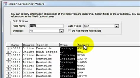 how to load data into multiple tables using sql loader import excel data into ms access youtube