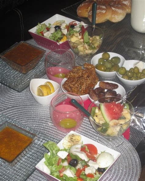 apprendre a cuisiner arabe ramadan ftour façon chrono nutrition and co