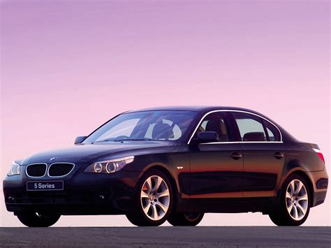Bmw 5 Series Sedan Modification by Bmw 530d Sedan E60 Pictures Photos Information Of