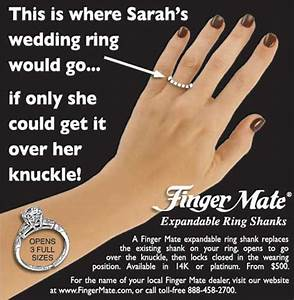 expandable ring shank helps with ring size With expandable wedding ring
