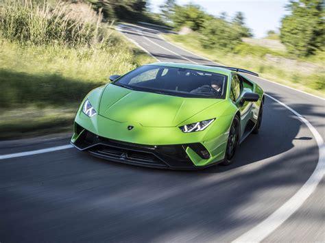 Fotos De Lamborghini Huracan Performante Lb724 2017  Foto 9