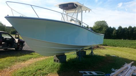 Boat Bottom Spray Paint by Best Boat Painting In Maryland Or Delaware Maryland