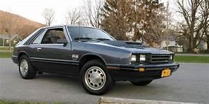 Mustang U0026 39 S Sister  1983 Mercury Capri Rs 5 0