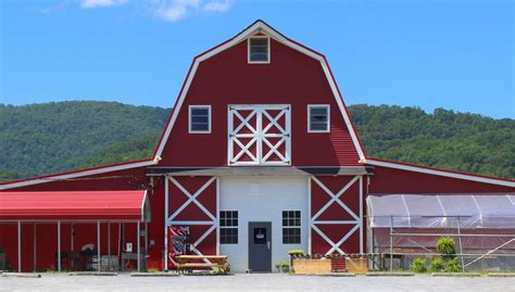 red barn produce  rutledge tn tennessee vacation