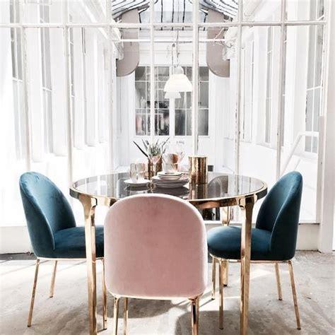 chaise de salle a manger but salle à manger chic et vintage taaora mode
