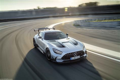 Well, you're going to have to shell out a whole lot of cash. 2021 Mercedes-Benz AMG GT Black Series - Dailyrevs