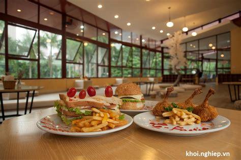 Mở quán đồ ăn nhanh cần bao nhiêu vốn?