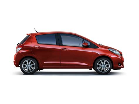 Toyota Of by Toyota Europe Officially Presents 2012 Yaris Sales Start