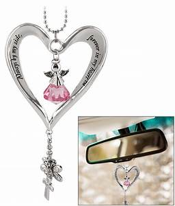 Charmes Automobile : heart angel car charm hope faith love ~ Gottalentnigeria.com Avis de Voitures