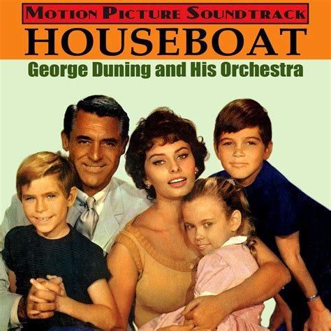 Houseboat Cary Grant by Houseboat With Cary Grant And Loren In 1958 The