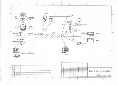 lifan 110 wiring diagram facybulka me