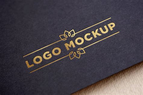 Hello there our passionate & creative graphic designers and lovely readers! Gold Logo MockUp ~ Branding Mockups ~ Creative Market