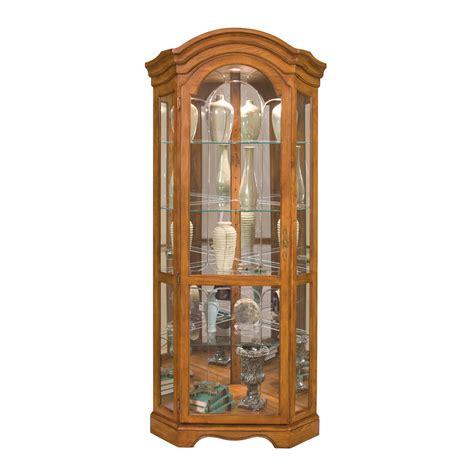 Philip Reinisch Corner Curio Cabinet by Philip Reinisch Co Barrington Corner Curio Cabinet