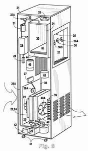 Water Cooler Dispenser Diagram