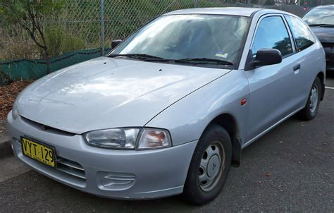 1998 Mitsubishi Mirage by 1998 Mitsubishi Mirage Cjo Pictures Information And