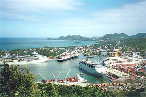 Castries St. Lucia - Reiseberichte Bilder pics ...