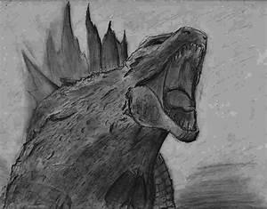 Godzilla 2014 by Ortboys on DeviantArt