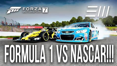 formula 3 vs formula 1 chevrolet quot nascar quot vs renault formula 1 quot f1 quot challenge