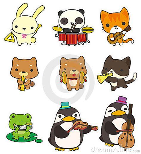 cartoon animal play  icon stock photography image