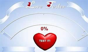 Love Tester - P... Love Tester