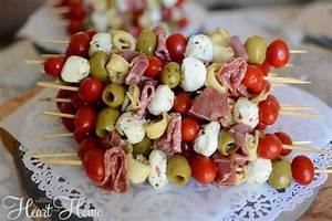 25 best ideas about Antipasto Kabobs on Pinterest