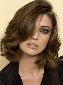 Coiffure Femme Mi Long : coiffure carre mi long tendances 2019 ~ Melissatoandfro.com Idées de Décoration