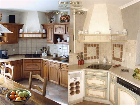 renover cuisine bois renover meubles de cuisine