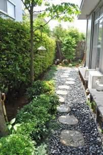 Side Yard Garden Path Idea