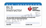 American Heart Association CPR Instructor Course San Francisco