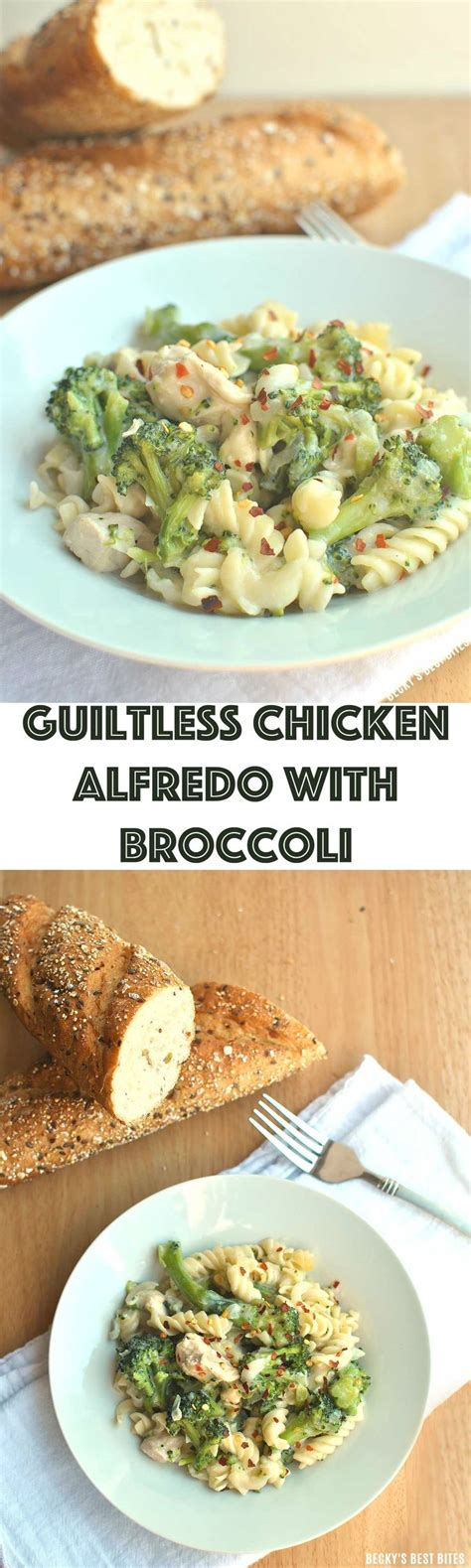 tasty dinner recipes guiltless chicken alfredo with broccoli is a tasty and healthy dinner recipe tha recipes from