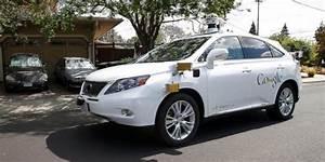 Franchise En Cas D Accident Responsable : une voiture autonome de google jug e responsable d 39 un accident en partie ~ Gottalentnigeria.com Avis de Voitures
