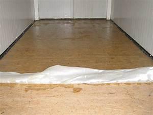 Osb Platten Als Dampfsperre : containerboden versiegeln osb platten spanplatten ~ Lizthompson.info Haus und Dekorationen