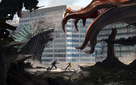 Godzilla Desktop Wallpapers (77+ images)