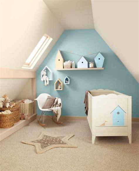 Wandgestaltung Farbe Kinderzimmer Ideen by Babyzimmer Wandfarben Ideen