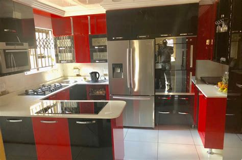 lm mokoenas kitchen units  built