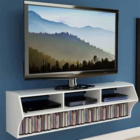 floating tv stands   modern living room