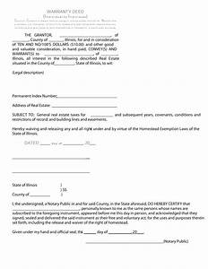 43 Free Warranty Deed Templates & Forms General Special