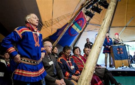 swedens indigenous sami  fight  miners earth