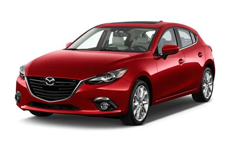 Mazda Car : 2015 Mazda Mazda3 Reviews And Rating
