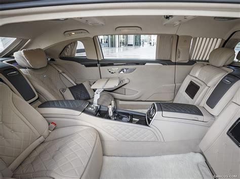 2 213 063 подписчика · автомобили. 2016 Mercedes-Maybach S600 Pullman - Interior | HD Wallpaper #19